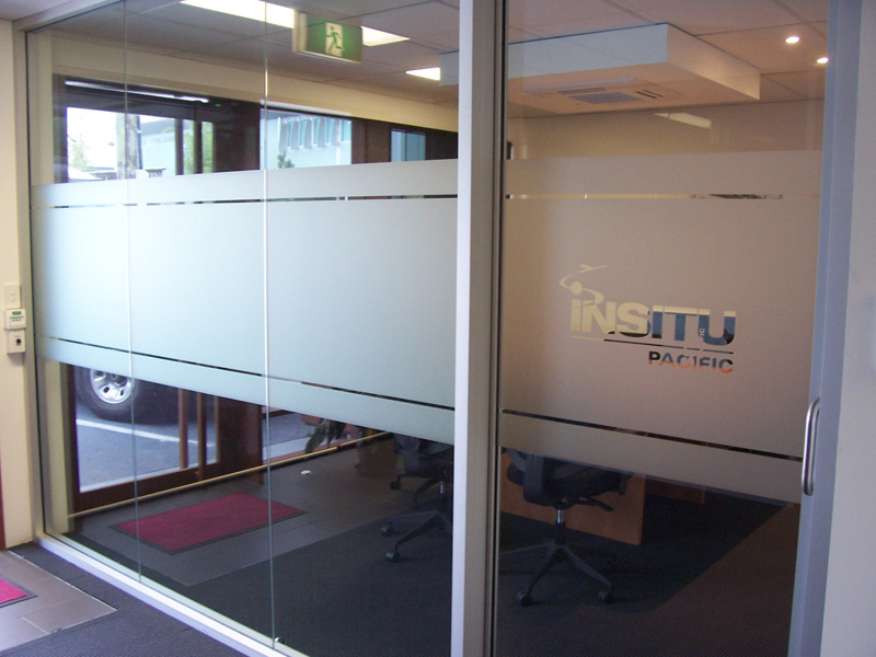 Insitu Pacific Business Window Privacy Film