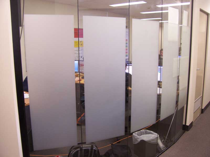 gallery office glass. office frosted glass film gallery